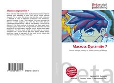 Bookcover of Macross Dynamite 7