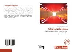Tetsuya Nakashima kitap kapağı