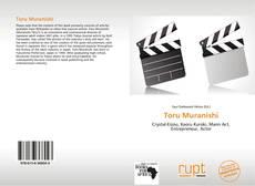 Bookcover of Toru Muranishi