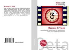 Macross 7: Trash kitap kapağı