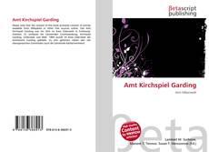 Bookcover of Amt Kirchspiel Garding
