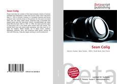 Bookcover of Sean Colig