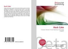 Capa do livro de Rock Cake