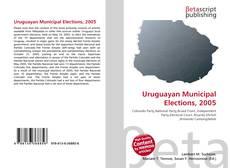 Обложка Uruguayan Municipal Elections, 2005