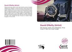 Bookcover of David O'Reilly (Artist)