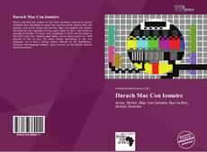 Couverture de Darach Mac Con Iomaire