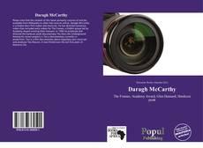 Couverture de Daragh McCarthy