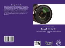 Buchcover von Daragh McCarthy