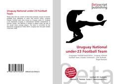 Buchcover von Uruguay National under-23 Football Team