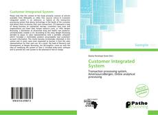 Couverture de Customer Integrated System