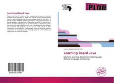 Bookcover of Learning Based Java