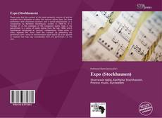 Bookcover of Expo (Stockhausen)