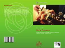 Couverture de Betty Freeman