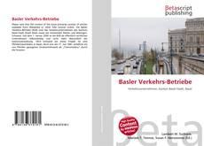 Buchcover von Basler Verkehrs-Betriebe