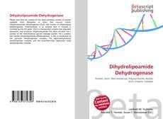 Buchcover von Dihydrolipoamide Dehydrogenase