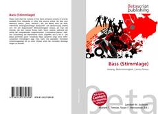 Bookcover of Bass (Stimmlage)
