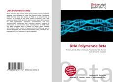 Обложка DNA Polymerase Beta