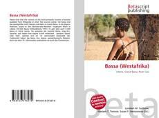 Buchcover von Bassa (Westafrika)