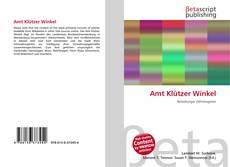 Amt Klützer Winkel kitap kapağı