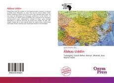 Abbas Uddin kitap kapağı