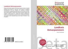 Buchcover von Landkreis Ostvorpommern