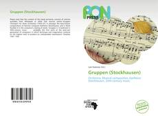 Bookcover of Gruppen (Stockhausen)