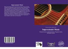 Bookcover of Impressionist Music