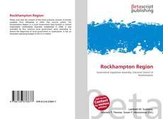 Bookcover of Rockhampton Region