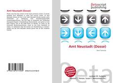 Bookcover of Amt Neustadt (Dosse)