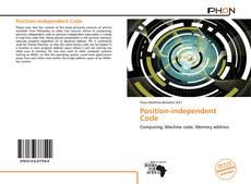 Position-independent Code的封面