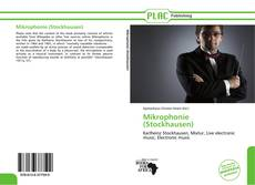 Bookcover of Mikrophonie (Stockhausen)