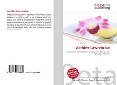 Couverture de Aerides Lawrenciae