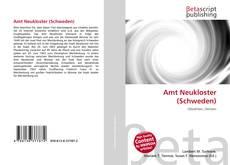 Bookcover of Amt Neukloster (Schweden)