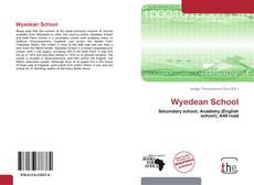 Buchcover von Wyedean School