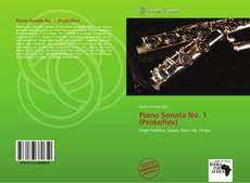 Bookcover of Piano Sonata No. 1 (Prokofiev)