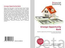 Urwego Opportunity Bank kitap kapağı