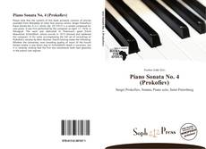 Обложка Piano Sonata No. 4 (Prokofiev)