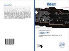 Capa do livro de IntelliTXT
