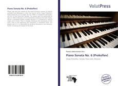 Обложка Piano Sonata No. 6 (Prokofiev)