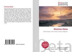 Bookcover of Oromia Zone