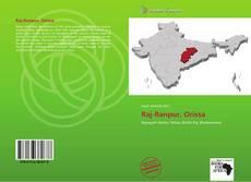 Buchcover von Raj-Ranpur, Orissa