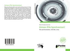 Portada del libro de Unison (File Synchronizer)
