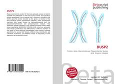 Bookcover of DUSP2