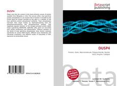Bookcover of DUSP4