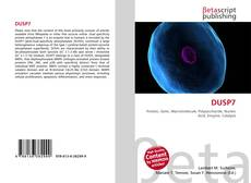 Bookcover of DUSP7