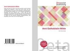 Portada del libro de Amt Ostholstein-Mitte