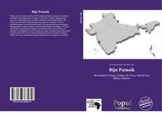 Portada del libro de Biju Patnaik