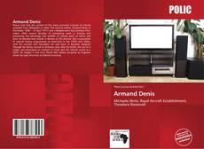 Bookcover of Armand Denis
