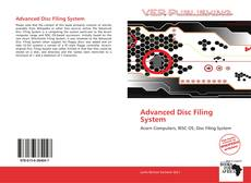Bookcover of Advanced Disc Filing System