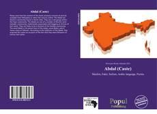 Обложка Abdal (Caste)